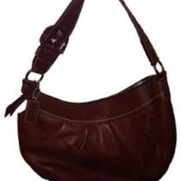 Coach Handbags - Coach Chestnut Leather Hobo Bag 6fb3e1785dad1